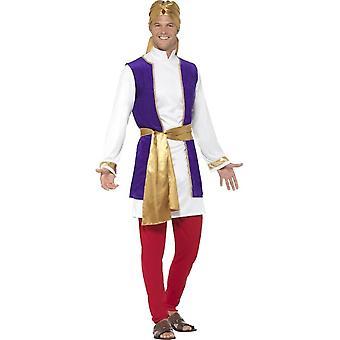 Arabiske Prince drakt, store