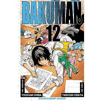 Bakuman av Tsugumi Ohba - Takeshi Obata - 9781421541365 Bestill