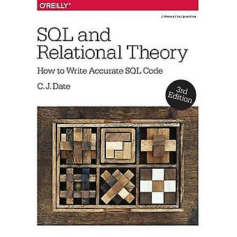SQL and Relational Theory (3rd Revised edition) by C. J. Date - 97814