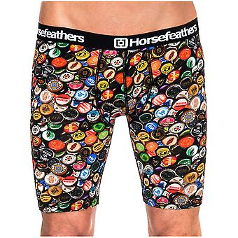 Horsefeathers Beercaps Sidney Long Boxershorts