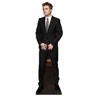 Robert Pattinson Lifesize papp åpning / Standee / Standup