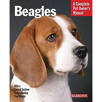 Beagles (3rd edition) by Lucia Roesel-Parent - 9781438001449 Book