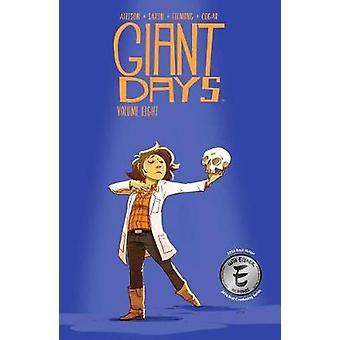 Giant dagar Vol. 8 av Giant dagar Vol. 8-9781684152070 bok