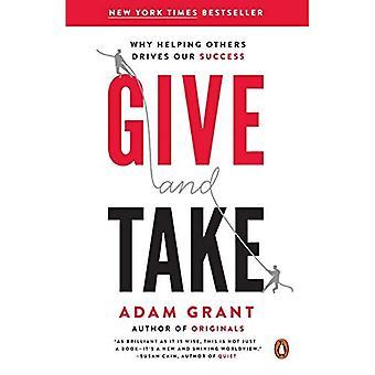 Geben und nehmen: Warum anderen zu helfen, unseren Erfolg bilden.
