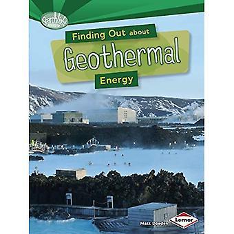 Informera sig om geotermisk energi (Searchlight böcker vad är energikällor?)