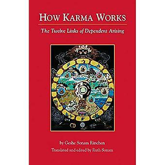 How Karma Works: Twelve Links of Dependent-arising