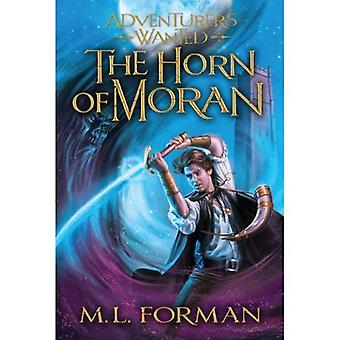 Adventurer's Wanted, Book 2: The Horn of Moran (Adventurer's Wanted