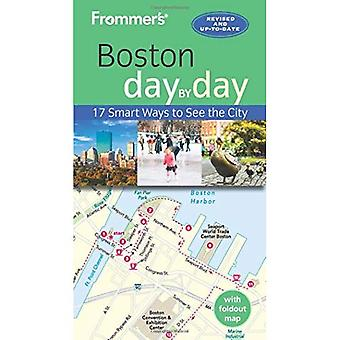 Frommer's Boston day by day (Day by Day)