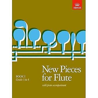 New Pieces for Flute, Book I: (Grades 3-4): Grades 3-4 Bk. 1