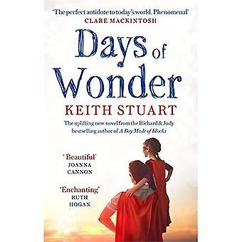 Dagen van Wonder: van de Richard & Judy boekenclub bestsellerauteur van A Boy gemaakt van blokken