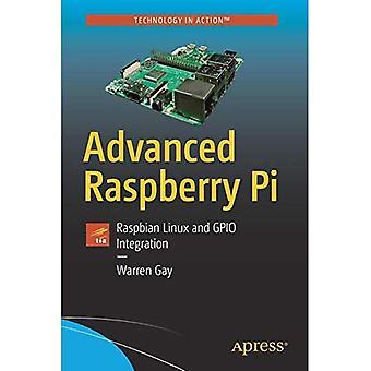 Pi framboise avancée: Raspbian Linux et intégration GPIO