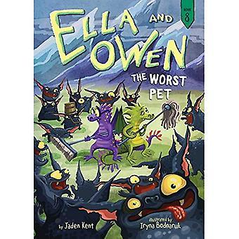 ELLA en Owen 8: het ergste huisdier (Ella en Owen)