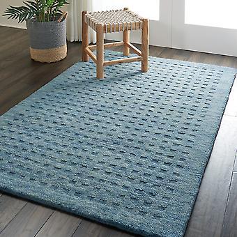 Alfombras mezclilla rectángulo alfombras llano casi llano Marana MNN01