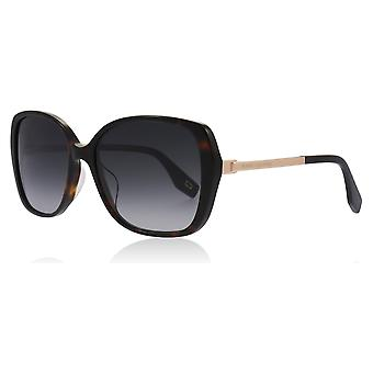 Marc Jacobs MARC304/S 086 Dark Havana MARC304/S Square Sunglasses Lens Category 3 Size 56mm
