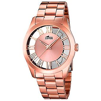 Lotus Analog quartz ladies with stainless steel strap 18124/1