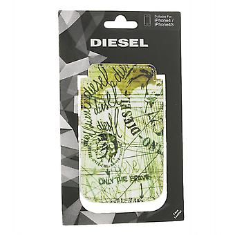 DIESEL bag fancy cell phone case for iPhone 4/iPhone 4S stained