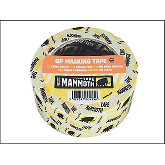 Everbuild Retail Masking Tape 75 mm x 50 m