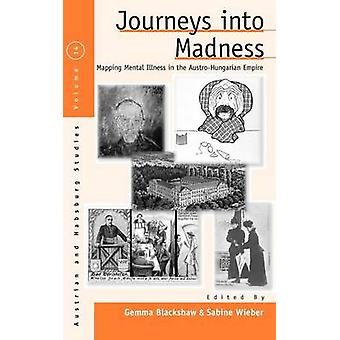 Journeys Into Madness Mapping Mental Illness in the AustroHungarian Empire by Wieber & Sabine