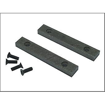 PT.D PAIR JAWS & SCREWS 115MM (4 1/2 IN)  FOR 4 VICE