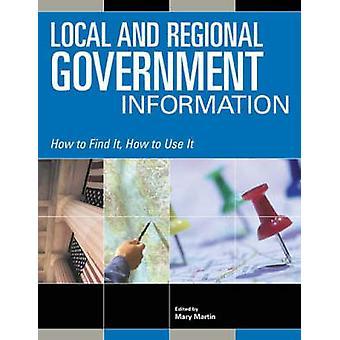 Lokale og regionale myndigheders oplysninger af Martin & Mary
