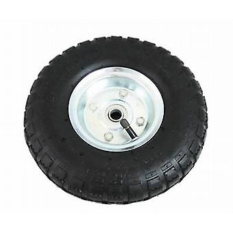 Spare Pneumatic Tyre - 10 Inch X 3.5-4 Inch - One Supplied
