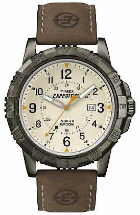 Timex Indiglo expeditie ruige veld T49990 Watch
