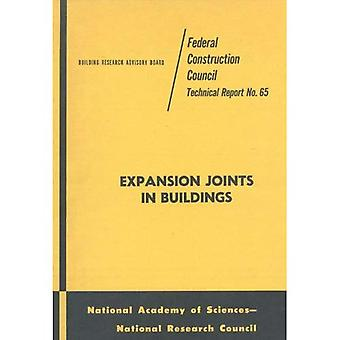 Expansion Joints in Buildings: Technical Report No. 65