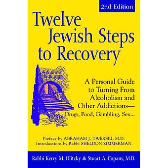 Twelve Jewish Steps to Recovery - A Personal Guide to Turning from Alc