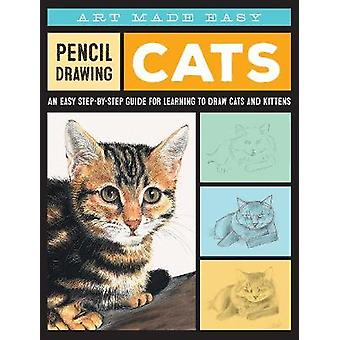 Pencil Drawing - Cats - An easy step-by-step guide for learning to draw