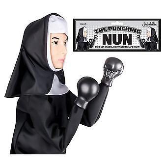 Archie McPhee nonne bokse marionett