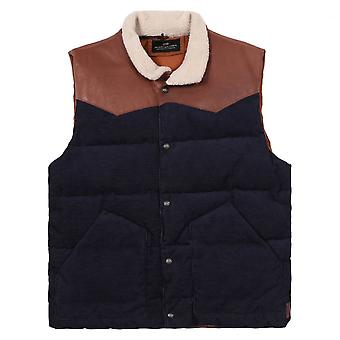 Scotch & Soda Quilted Cord Bodywarmer