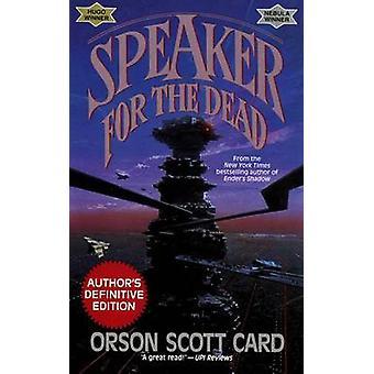 Speaker for the Dead by Orson Scott Card - Orson Scott Card - 9780808