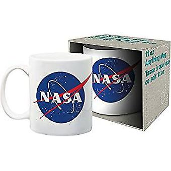 Becher - NASA - Logo 11oz Boxed Cup New 47126