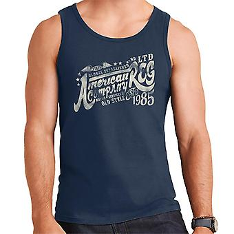 London Banter American Motor Services Men's Vest