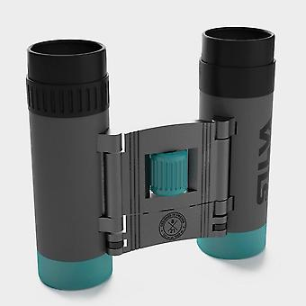 New Silva Pocket 8x Binocular Grey