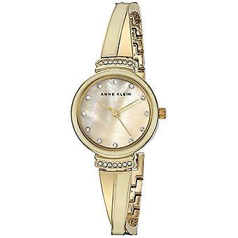 Anne Klein Clock Woman Ref. AK/2216IVGB