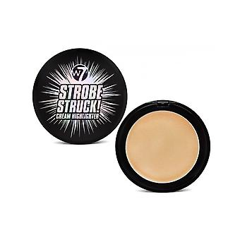 W7 Strobe Struck Cream Highlighter