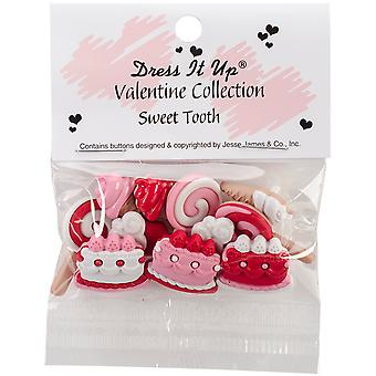 Dress It Up Holiday Embellishments-Sweet Tooth DIUHLDAY-8104
