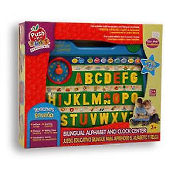 First Classroom Bilingual Learning Board (Toys , Educative And Creative , Vocabulary)