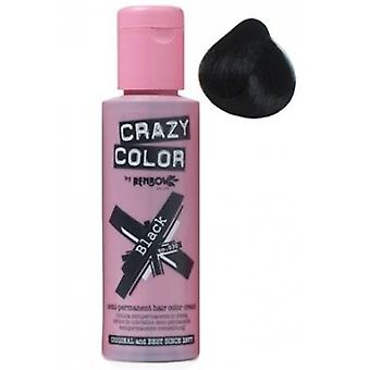 Rembow by Crazy Color 30 Black (Woman , Hair Care , Hair dyes , Hair Dyes)