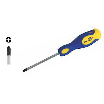 Mercatools Mt Phillips screwdriver Ph0-60
