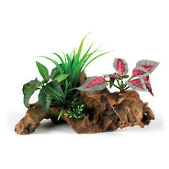Classic For Pets Gnarled Wood Garden 210mm (Peces , Decoración , Plantas artificiales)