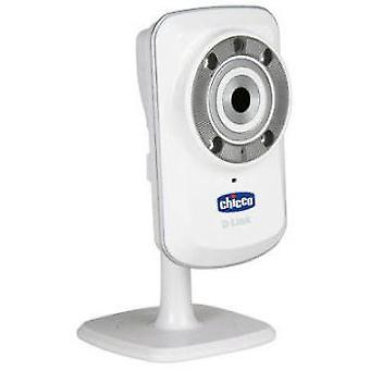 Chicco Stay Connected camera monitor with D-Link IP Chicco