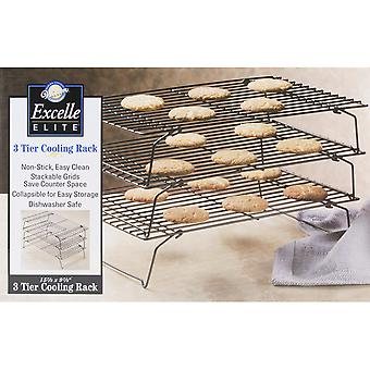 Excelle Elite 3-Tier Cooling Rack-8.5