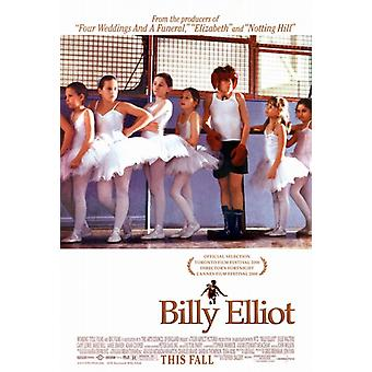 Billy Elliot Movie Poster Print (27 x 40)