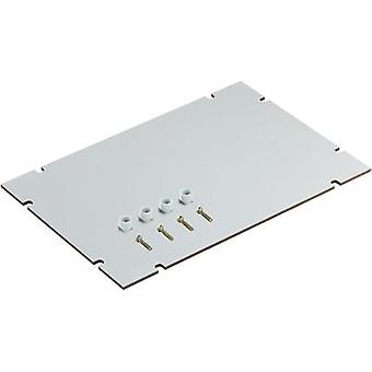 Spelsberg 7101501 GMI 5 GTi Mounting Plate For Plastic Casing (L x W) 580 mm x 380 mm Insulating material Compatible wi