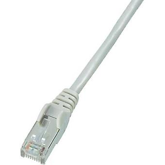 RJ49 Networks Cable CAT 5e SF/UTP 20 m Grey Digitus Professional