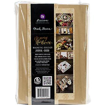 Prima Marketing Frank Garcia Memory Hardware Chip Album-Magnetic Dossier, 6