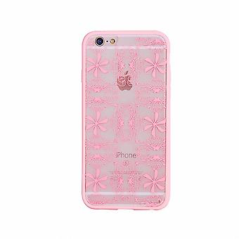 Mobile case mandala for Apple iPhone 6s plus design case cover motif ornament cover bag Bumper Rosa