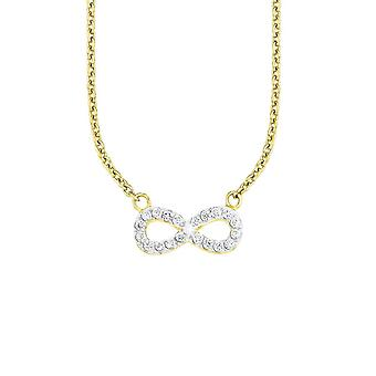 s.Oliver jewel ladies necklace Zyrkonia infinity 2012464